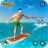 尾浪滑水冲浪 V1.0 安卓版