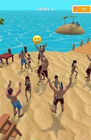 海滩派对跑酷