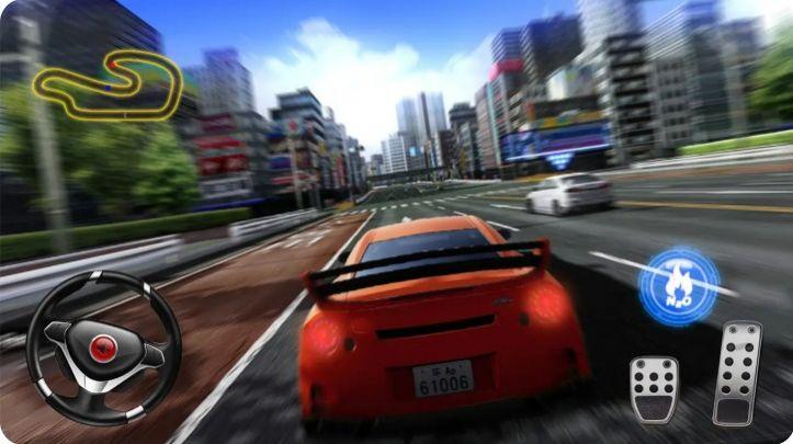 超级极速赛车