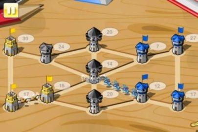 蜜蜂大战蚂蚁